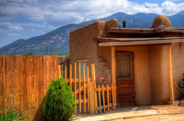 Taos Pueblo Home