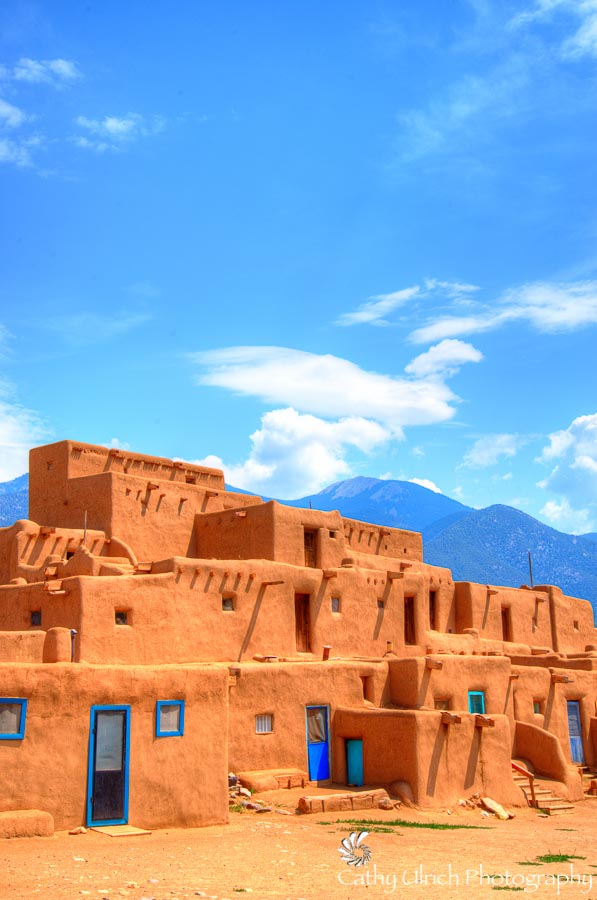 Pueblo Living
