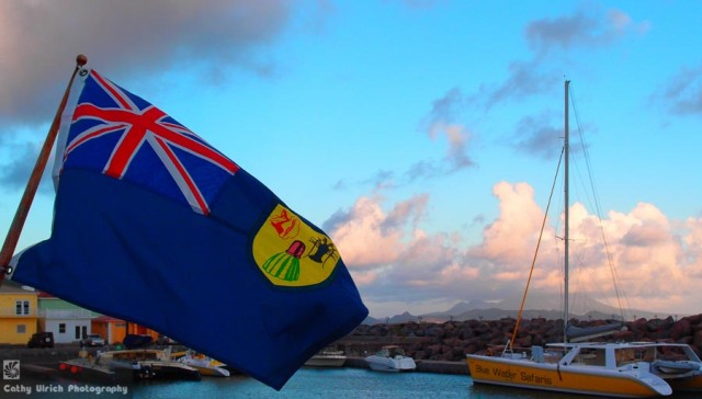 Bastienne Harbor and Nevis