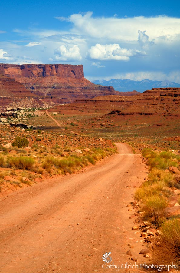 Shafer Trail, Moab, Utah