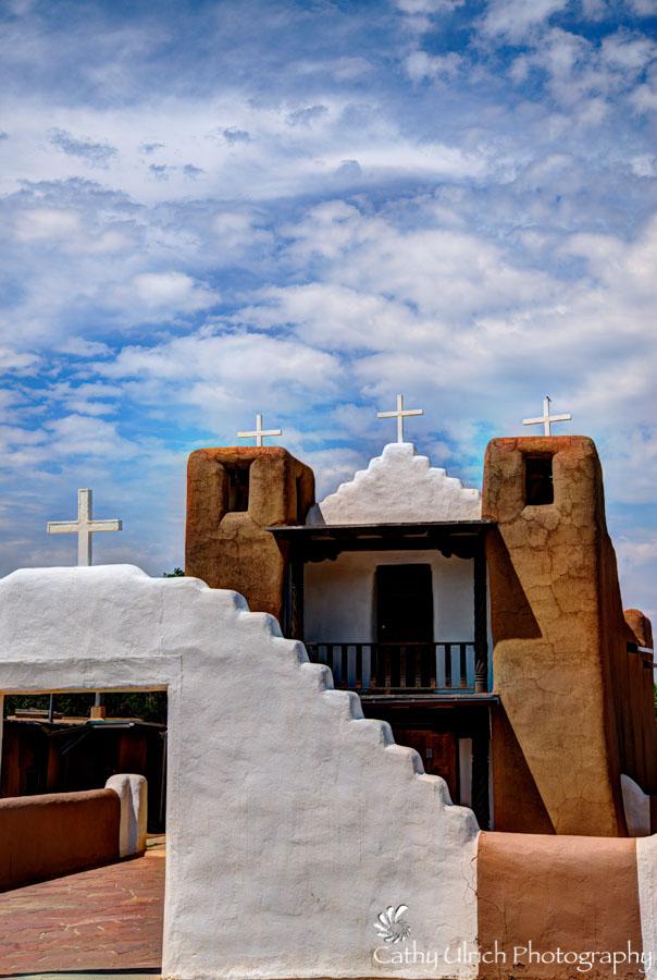 San Geronimo Church, Taos Pueblo, NM