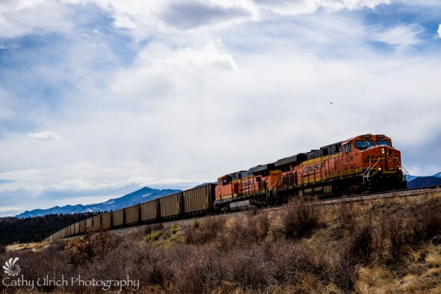 Burlington Northern and Santa Fe